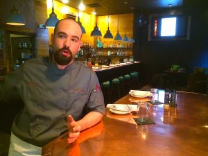 5th _ Thomas chef Ryan Goreau