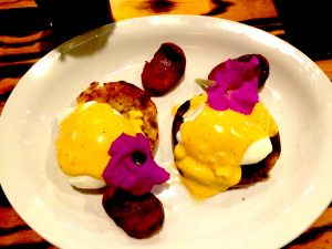 5th _ Thomas eggs benny with andoulle