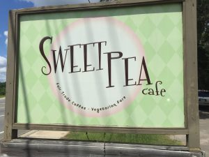 SWEETPEA SIGN